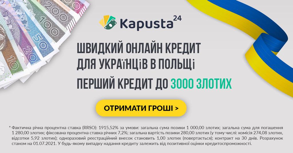 кредити для українців в Польщі